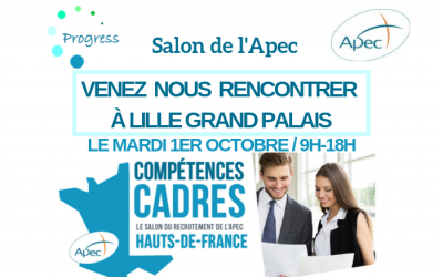PROGRESS Consulting au Salon APEC
