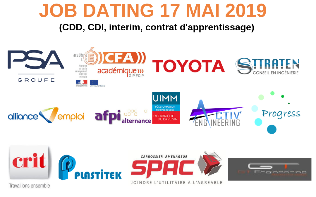 PROGRESS PARTICIPE AU JOB DATING DE L'AUTOMOBILE