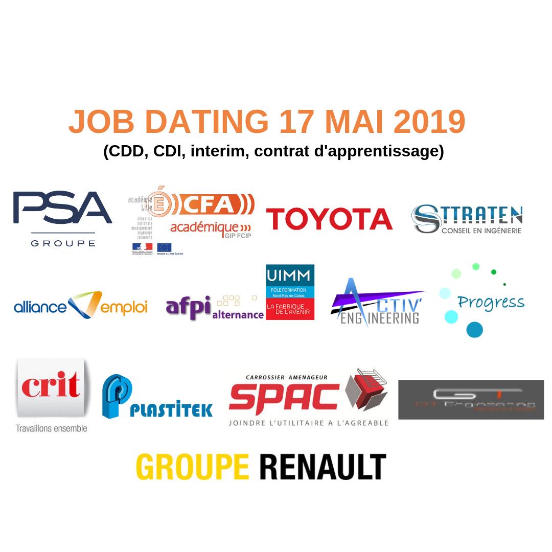 progress participe au job dating de l u2019automobile