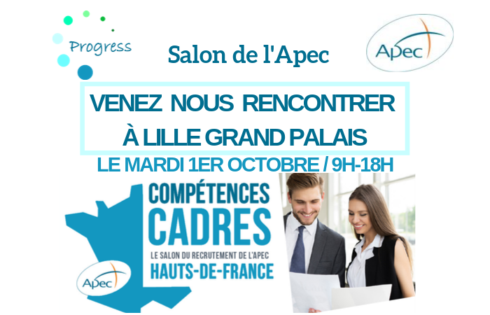 PROGRESS Consulting au Salon APEC